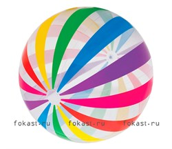 Надувной мяч Jumbo 107см, от 3 лет, INTEX 59065 - фото 4978