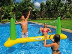 Волейбольная сетка для бассейна 239х64х91см Intex 56508