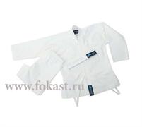 Кимоно для дзюдо Rusco ES-0498 белое