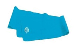 Лента для пилатеса 120*15*0,65см 1540LW (высокая нагрузка, голубая)