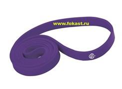 Петля тренировочная многофункциональная 208*3,0*0,45см 0835LW (35кг, фиолетовая)