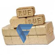 Топливные брикеты RUF (РУФ) 12шт (9х15х6см)