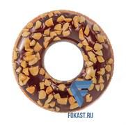 Круг Intex Пончик Шоколад 56262