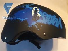 PWH-838 Шлем защитный д/катания на скейтборде р.M (55-58 см)