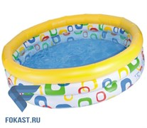 "Детский бассейн ""Геометрия"" Intex 58439 (147х33)"
