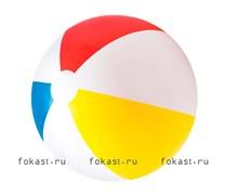 Мяч Glossy 51см, от 3 лет. INTEX