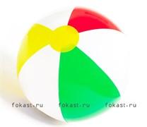 Мяч Glossy 61см, от 3 лет. INTEX