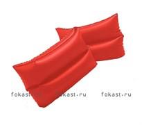 Нарукавник красный 25х17 см, 6-12лет. INTEX 59642