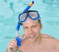 Набор маска с трубкой Reef Rider. INTEX 55948