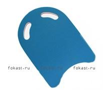 Доска для плавания с ручками 390x280x23 мм