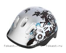 Шлем защитный (серый) PWH-20 р. XS (48-51)