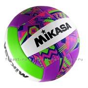 Мяч волейбольный MIKASA GGVB-SF р. 5, синт. кожа
