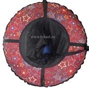 Санки надувные  серия Дизайн 95 см ВСД/3 (тюбинг)
