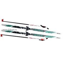 Лыж.комплект на 75мм STEP рост 160 - фото 10181