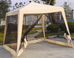 Тент-шатер с москитной сеткой GK-001С - фото 10264