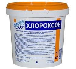 Хлороксон 1 кг (гранулы), ведро - фото 10351