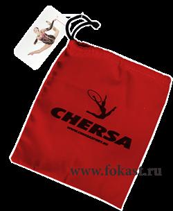 Чехол для скакалки для художественной гимнастики, красный - фото 11888