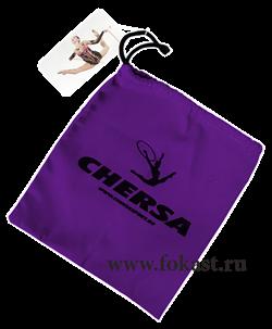 Чехол для скакалки для художественной гимнастики, фиолетовый - фото 11890