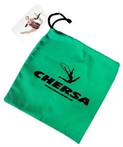 Чехол для скакалки для художественной гимнастики, зеленый - фото 11891