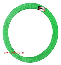 Чехол для обруча без кармана D 750, зеленый - фото 11903