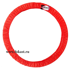 Чехол для обруча без кармана D 890, красный - фото 11905