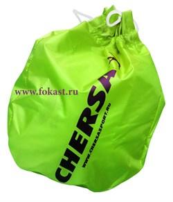 Чехол для мяча для художественной гимнастики, зеленый - фото 12025