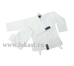 Кимоно для дзюдо Rusco ES-0497 белое - фото 12089