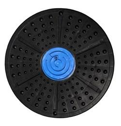 """Диск балансировочный STARFIT FA-202 синий, """"с лабиринтом"""" - фото 12119"""
