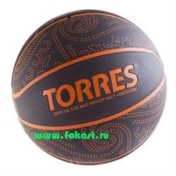 Мяч баскетбольный TORRES TT р.7 - фото 12210