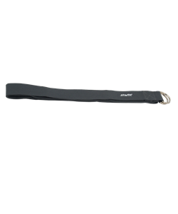 Ремень для йоги FA-103, серый - фото 12372