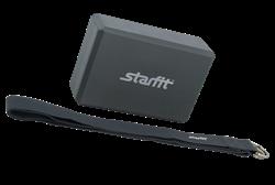 Комплект из блока и ремня для йоги STARFIT FA-104, серый - фото 12387