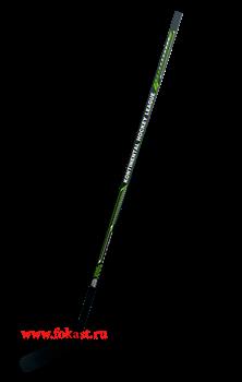 Клюшка хоккейная Hyper, SR, левая КХЛ - фото 12438