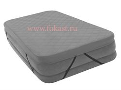 Покрывало для кровати размером 99х191см Intex 69641 - фото 12646