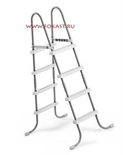 Лестница для бассейна 122см 28066 - фото 13887