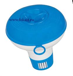 Дозатор-поплавок для бассейна (12.7см) Intex 29040/58210 - фото 13890