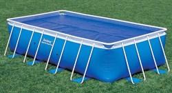 Тент солнечный для бассейна 400х200см intex 29028 - фото 13894
