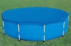 Тент для бассейна каркасного круглого 305 см Bestway 58036 - фото 13922