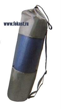 Чехол-переноска для спортивных ковриков 65х25см ZS-6525, серебро - фото 13976