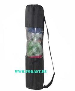 Чехол-переноска для спортивных ковриков 70x30см ZS-7030, черный - фото 13977