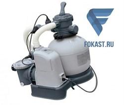 Песочный фильтр насос + хлорогенератор для бассейна (6000л/ч) Intex 28676 - фото 15459