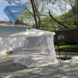 Зонт садовый 300см с москитной сеткой UB-235 - фото 15503