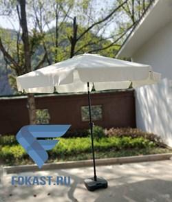 Зонт садовый 300см AU-007 - фото 15504