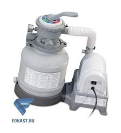 Песочный фильтр-насос 5,1 м3/ч SummerEscapes P52-1600 - фото 15560