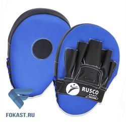 Лапы изогнутые, пара, синий Rusco - фото 15684
