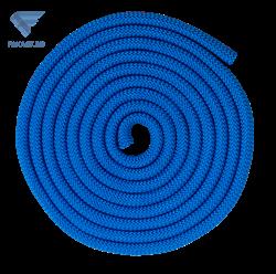 Скакалка для художественной гимнастики RGJ-204, 3м, синий - фото 16143