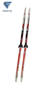Лыжный комплект без палок на 75мм рост 180 - фото 16380