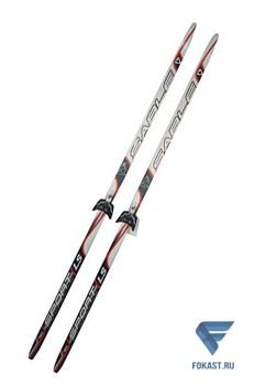 Лыжный комплект без палок на 75мм  рост 205 - фото 16386