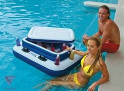 Надувной плавающий бар Intex 58821 - фото 16702
