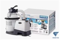 Песочный фильтр насос для бассейна (4000л/ч) Intex 26644 /28644 - фото 16878