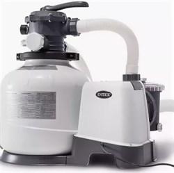 Песочный фильтр насос для бассейна (8000л/ч) Intex 26648 - фото 16977